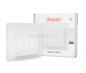 Termostat Z-Wave Heatit Z-TRM3