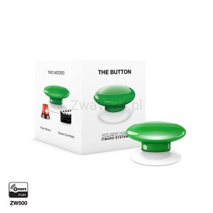 Fibaro The Button (Zielony)