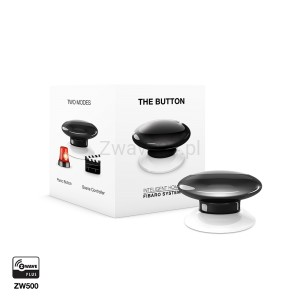 Fibaro The Button (Czarny)