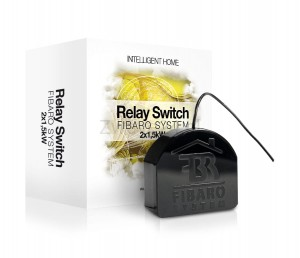 Fibaro Relay Switch 2x1,5kW FGS-222