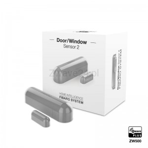 Fibaro Door/Window Sensor 2 (Szary)